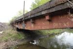 UP flatcar Bridge