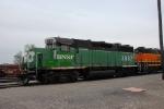 xBN/BNSF 2887