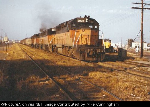 Milwaukee passing CNW Special