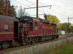 NHIR 2198 Fall Foliage train