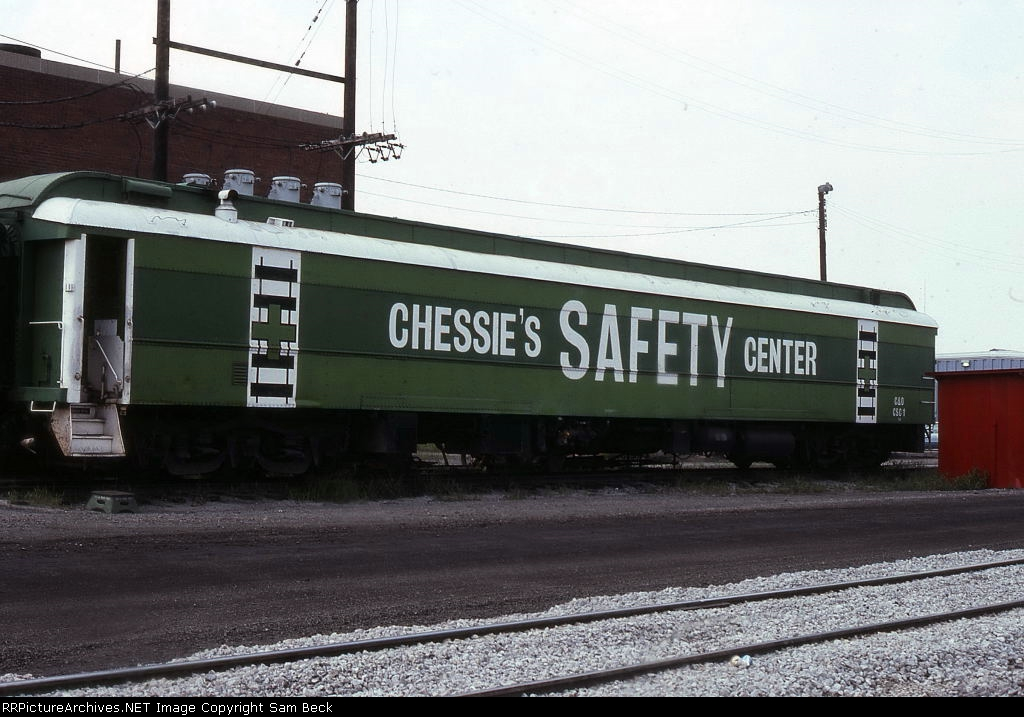 Chessie Safety Center