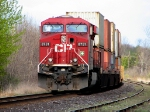CP 8751 as the rear DPU on a monster 114(?).