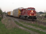 CP 8849 at Cobourg.