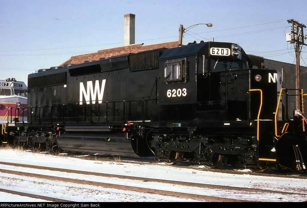 N&W 6203