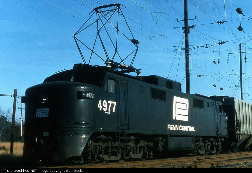 PC 4977--Ex New Haven EP5