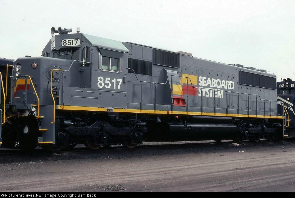 SBD 8517--New SD50