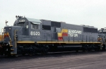 SBD 8522--New SD50
