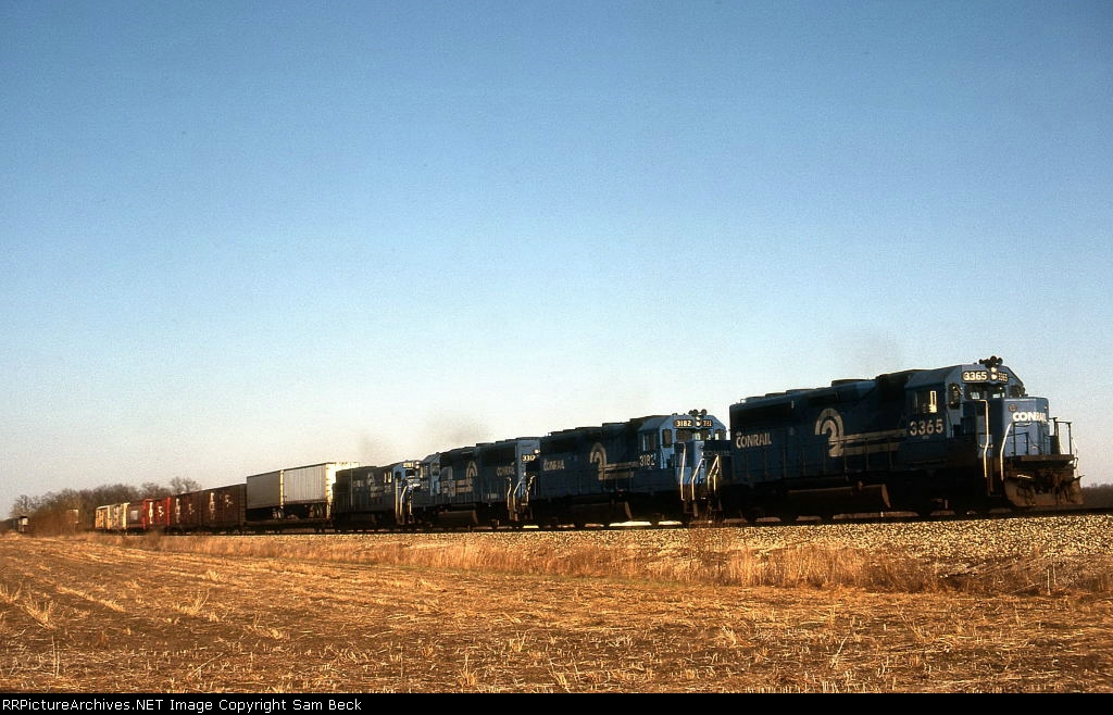 CR 3365, 3182, 3312, and 2151