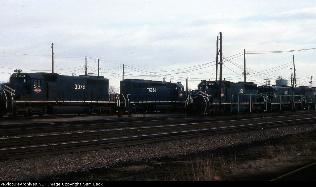 MP 3074, 6024, 3251, and 4817