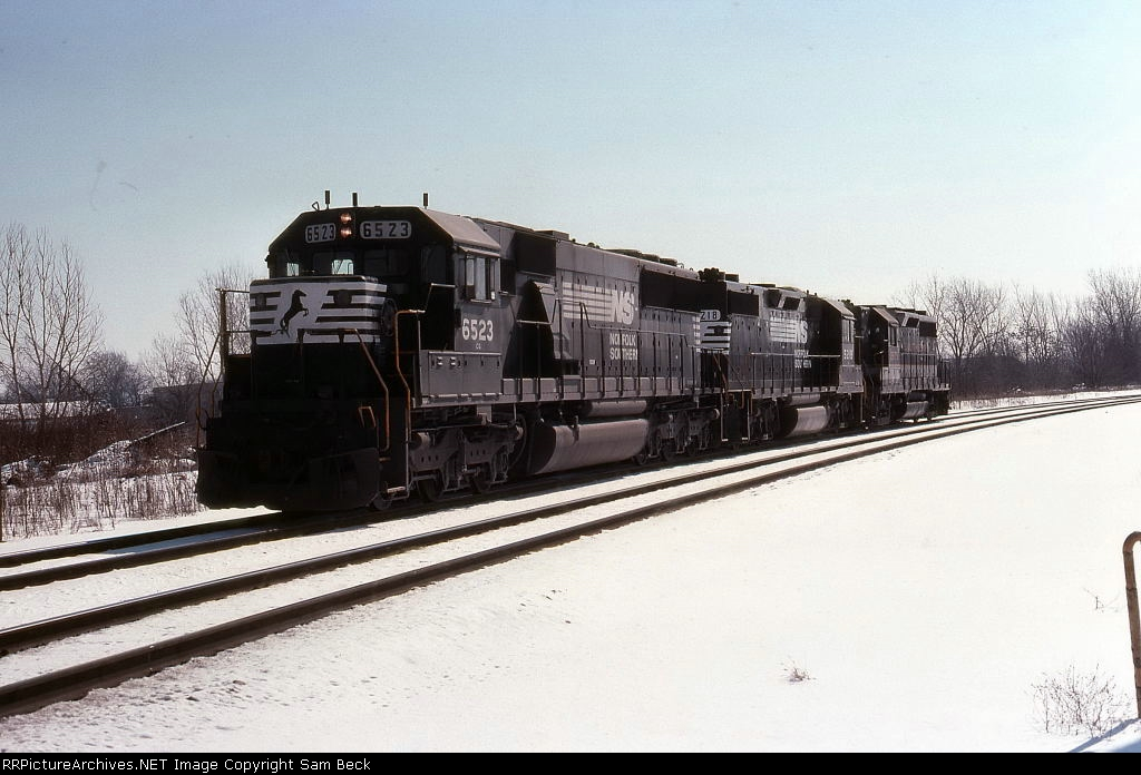 NS 6523, 5218, and 2675