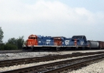 GTW 4600, 5835, and 5821 on #392