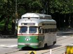 SEPTA PCC Streetcar 2323