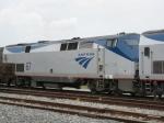 AMTK 67 trailing unit on the FEC Inspection Train