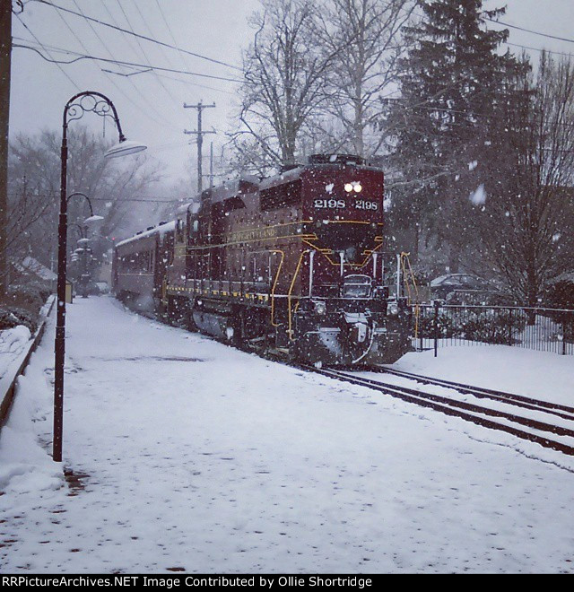 2198 in the snow