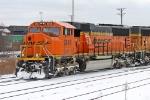 BNSF 9846 on CSX Y150-11