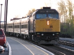VIA 6426 with 68 at Cobourg.