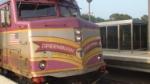 MBTA 1052 In Westwood