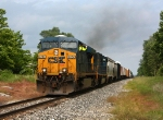 CSX 5230 leads Q335 west to meet Q326