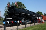 Pere Marquette 1223 open for the Ice Cream Social