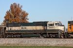 BNSF 9536 on NS 418