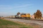 BNSF 9915 on NS 418