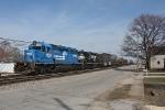 NS 3405 on NS 303