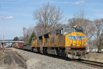 UP 5189 on NS 379