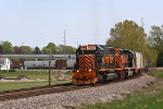 WE 4018 on NS KL93 (Wheeling 223)