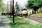CSX 8508 with rare YN1 and CSX 8535 YN3