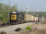 Q334-30 pours it on as it heads east through the sag