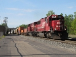 Freshly recrewed, X500 resumes its trip east across Michigan