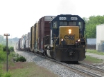CSX 8060 goes solo with L326-25