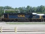 CSX 8158
