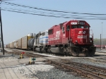 SOO 6049 & CITX 3083 pull X500-20 out of 2 Track