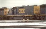 CSX 2370 YN3