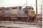 CSX 2728 YN3 (ex-CR)