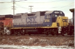 CSX 2756 YN2 (ex-CR)