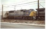 CSX 4567 YN2