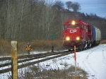CP D11, Canadian Pacific 4654