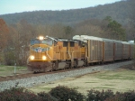 CSX R229 with UP power