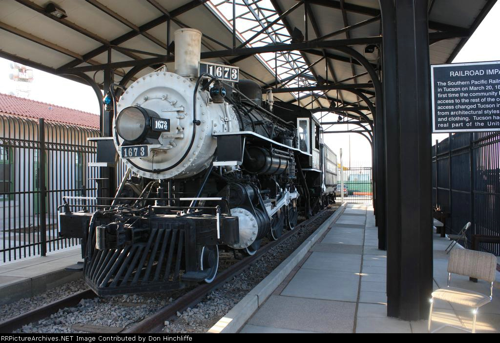 Southern Pacific 1673