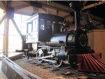 Dayton, Sutro, & Carson Valley Locomotive No. 1 - Joe Douglas