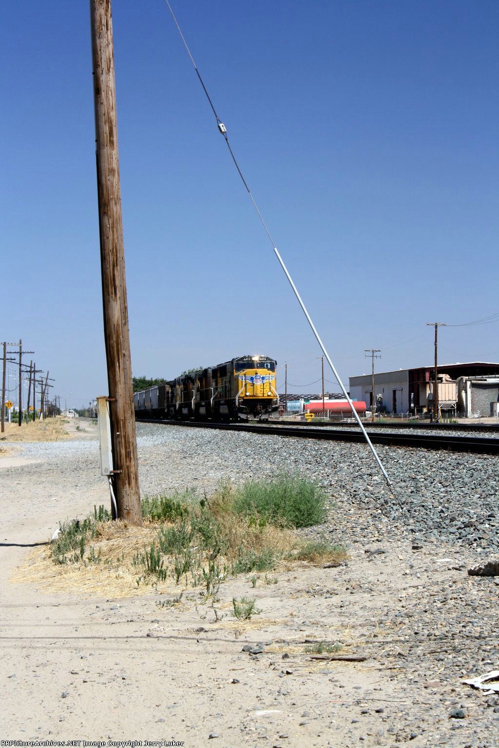 UP 4402 South