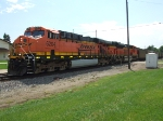 Happy Memorial Day! BNSF 6204