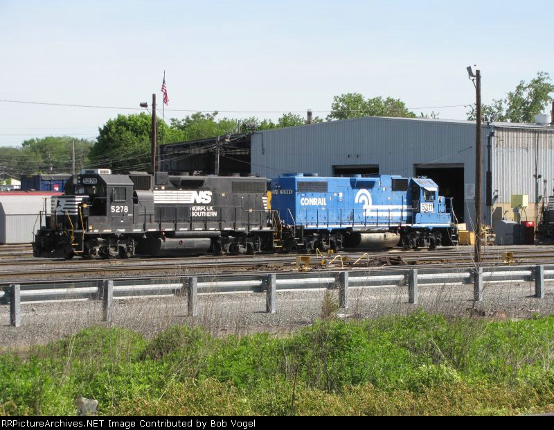 NS 5278 and 5311