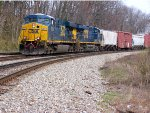 CSXT 5204