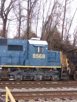 CSXT 8568