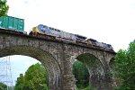 Q703 on Thomas Viaduct