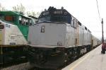 AMTL F40PH-2 4117 (ex NJT)