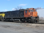 Portrait of an ALCo on the NYS&W in 2006